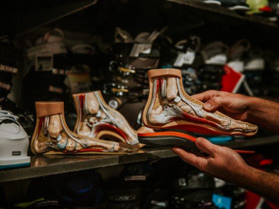 La Glisse - Adaptation chaussures de ski