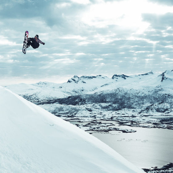 Snowboard - La Glisse